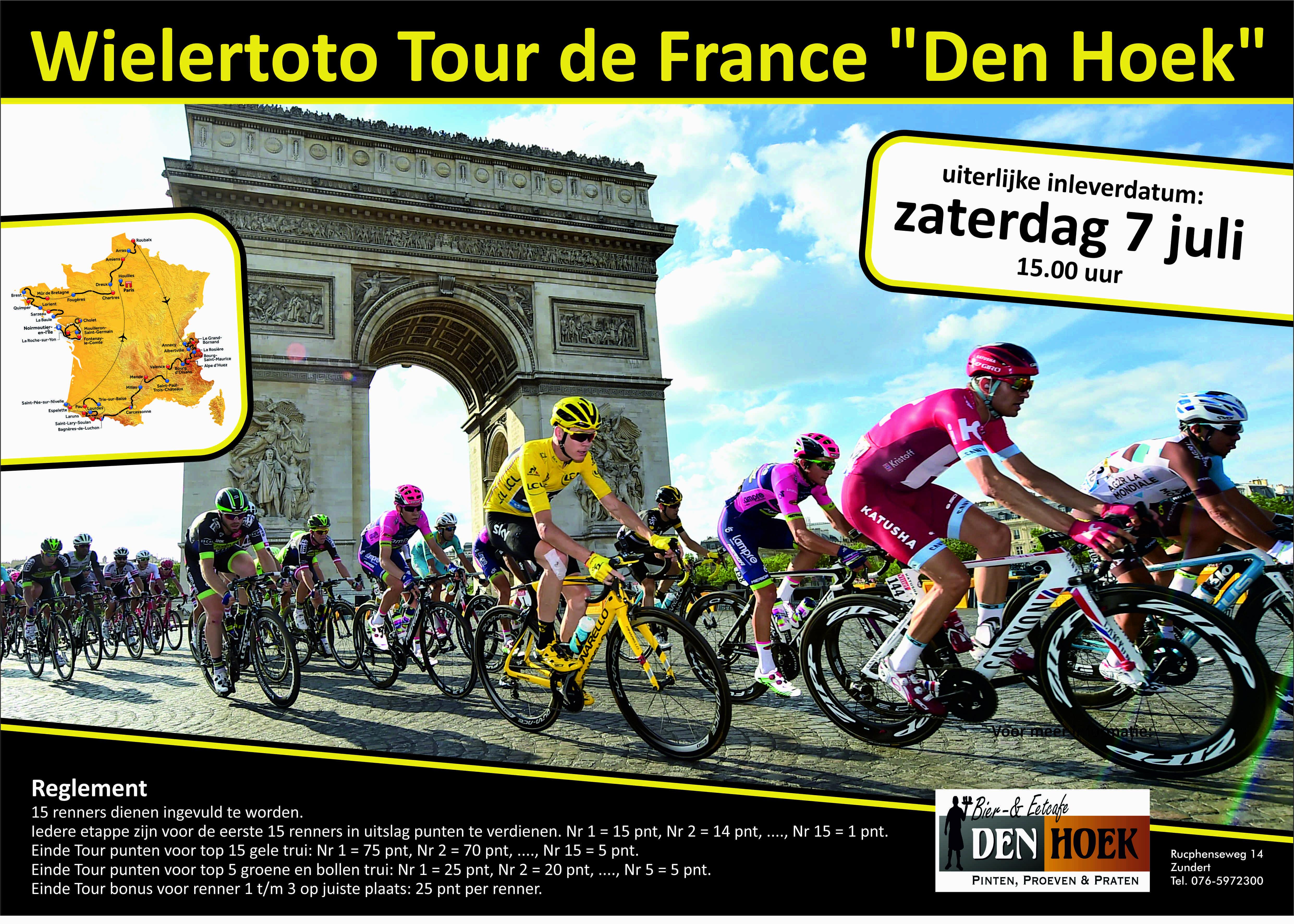 poster Tourtoto